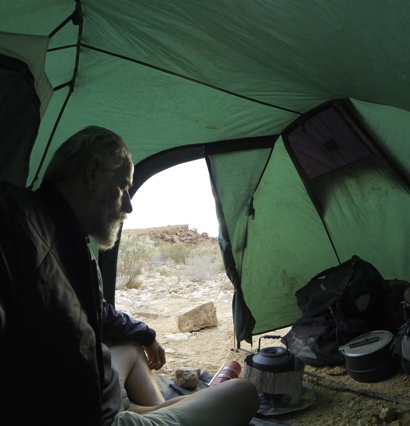 Author Stealth Camping Israel