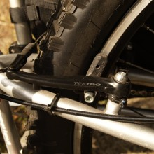 Backup Brakes on Xtracycle