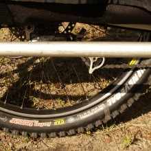 """KENDA Nevegal John Tomac Signature Series 26×2.5"""" Tire"""
