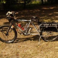 Longtail Mountain Bike