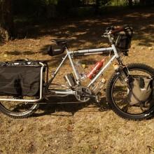 Off Road Cargo Bike