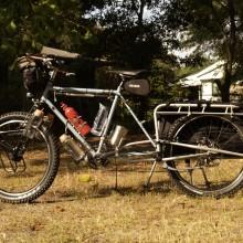 """Sal"" Xtracycle Long Haul Trucker"