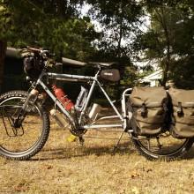 The Mule Longtail Mountain Bike