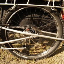Shimano 203mm disc rotor