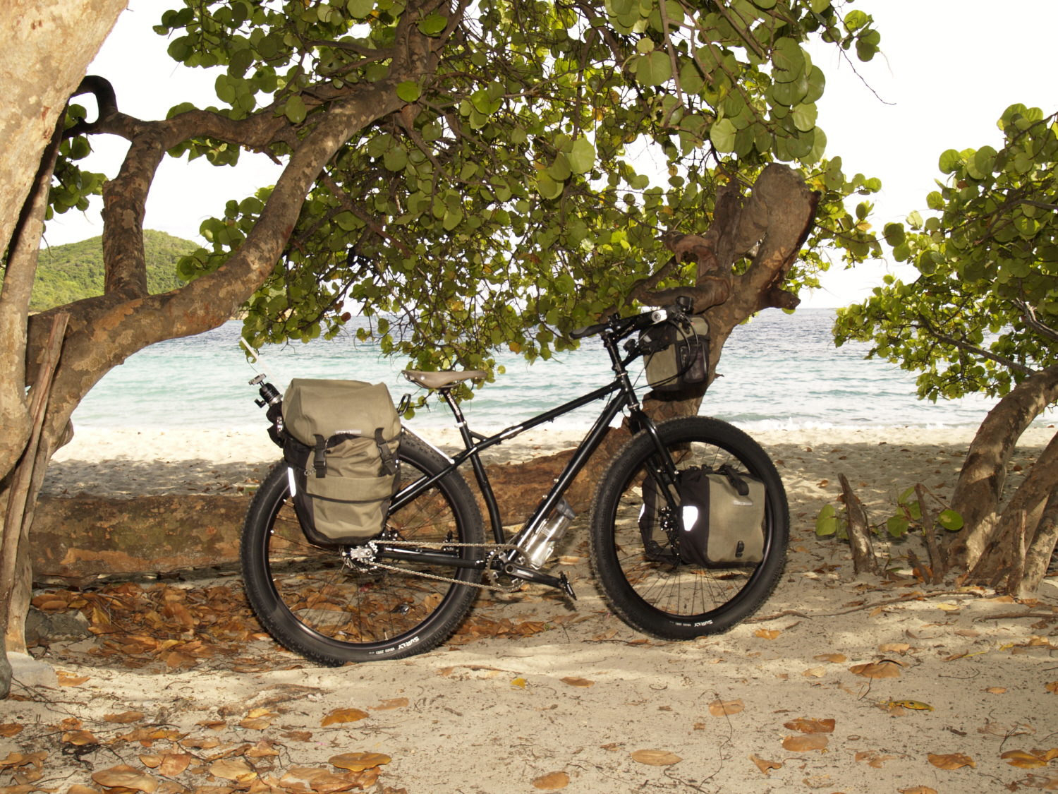 Expedition Bike Adventure Bicycle Touring