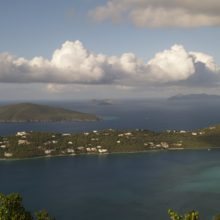 View from Mafalie Rd., St Thomas, U.S. Virgin Islands