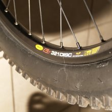 Mavic EN321 Disc Rim