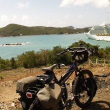 St Thomas Cruise Ship