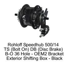 Rohloff 500/14 Speedhub