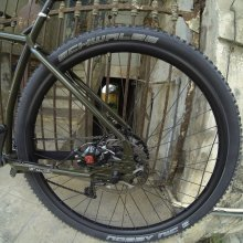 Surly ECR with One-Up 42T in cassette