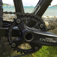 1x10 Surly ECR - Raceface 32T Narrow/Wide Chainring