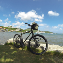 1x10 Surly ECR on the Waterfront