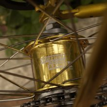 Sturmey Archer Kick-back Hub