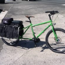 Xtracycle Bags
