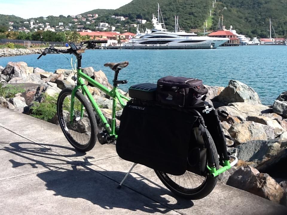 Surly Big Dummy E-Bike