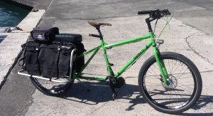 Surly Big Dummy E-Bike | Adventure Bicycle Touring