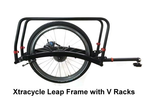 Xtracycle Leap is Here!   Adventure Bicycle Touring